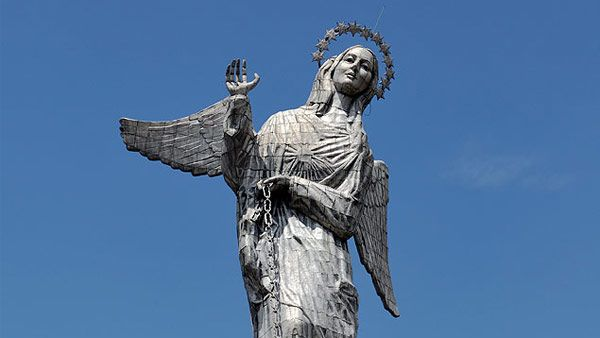 Найвища статуя борогодиці буде встановлена в панамі