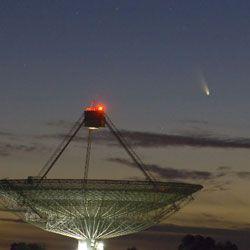 Найцікавіші факти про комету pan-starrs