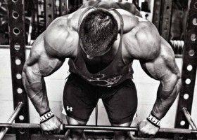 Секретні вправи для набору м`язової маси