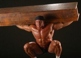 Секрети силового тренінгу від профі залізного спорту