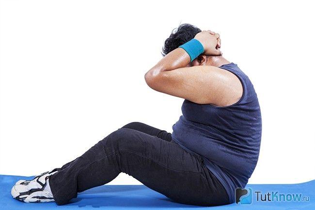 Вправи для спалювання жиру