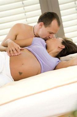 Секс при вагітності