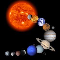 Вересень 2014: видимі планети - найцікавіше в космосі