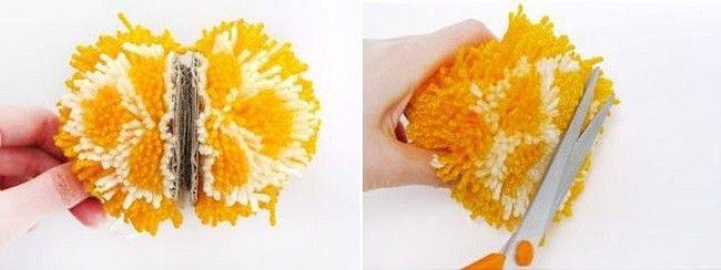 Помпон-мандарин