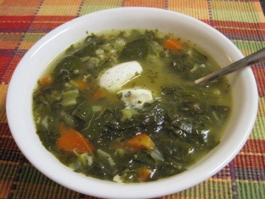 щавлевий суп