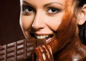 Шоколадне обгортання: рецепти