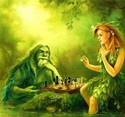 Слов`янська міфологія: домовик, лісовик, русалки. Казки чи реальність.