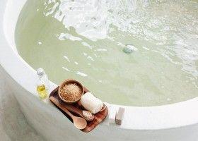 Сольові ванни: користь, особливості приготування