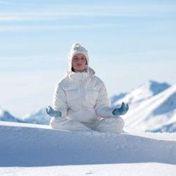 Поради для тих, хто займається йогою взимку