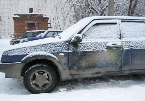 Поради по експлуатації автомобіля взимку