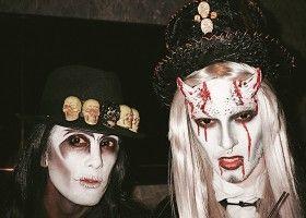 Створення макіяжу і костюмів на хеллоуїн своїми руками