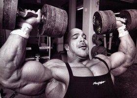 Суперсети для великих м`язів у бодібілдингу