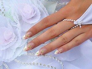 Весільний манікюр - тонкощі та секрети
