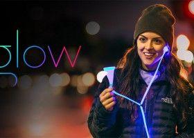 Сяючі навушники Glow
