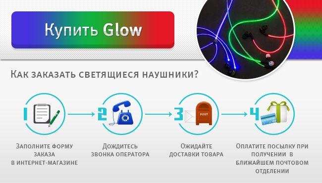Купити світяться навушники