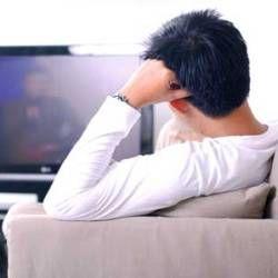 Телевізор позбавляє нас від самотності