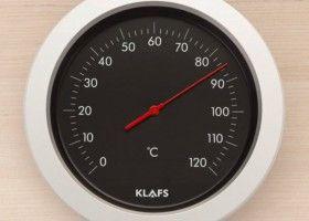 Термометр для лазні: види і установка