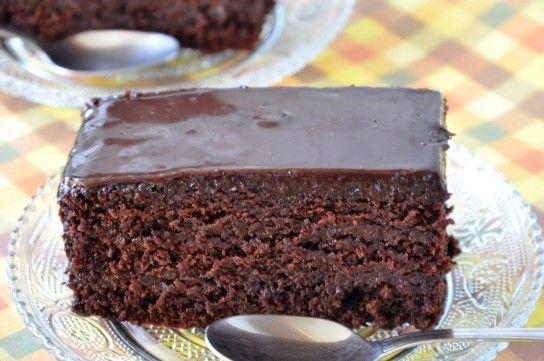 Трюфельний торт рецепт