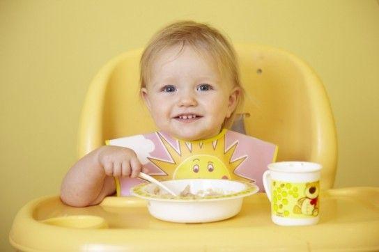 У чому причина відсутності апетиту у дитини?