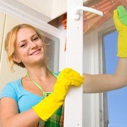 Прибирання доставляє жінкам задоволення!