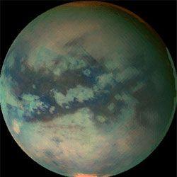 Вчені визначили вік загадкової атмосфери титану