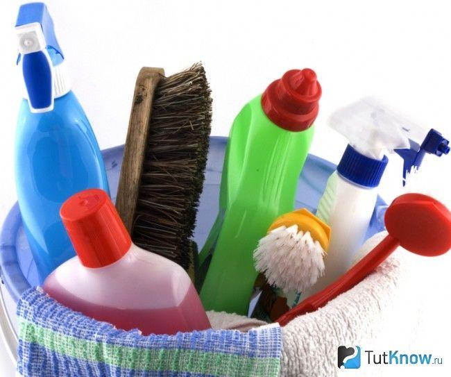 Засоби для догляду за натяжною полотном