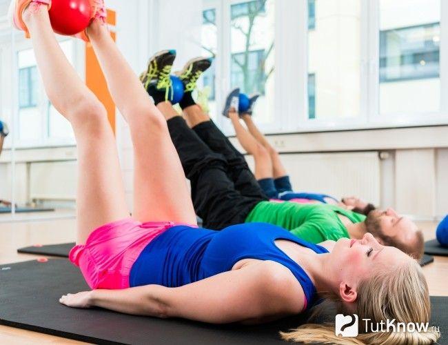 Вправи для косих м`язів живота