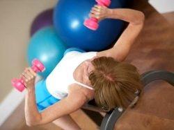 Вправи для зміцнення грудей