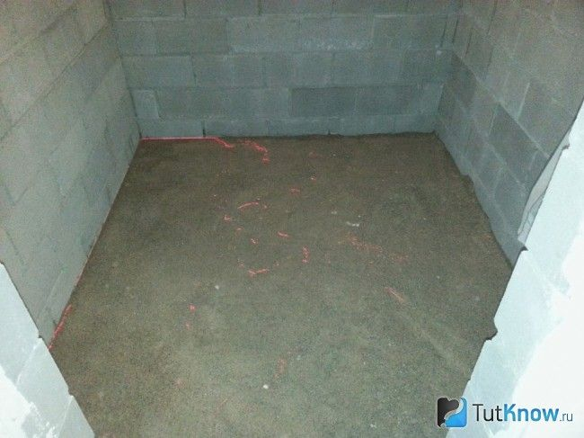 Теплоізоляція стін лазні зсередини