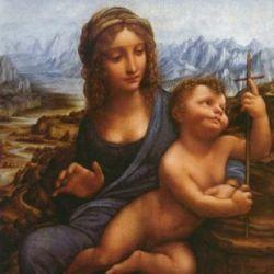 У Лондоні відкрилася унікальна виставка полотен Леонардо да Вінчі