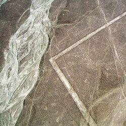 У перу виявлений загадковий лабіринт наска