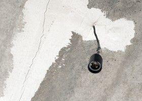 Варіанти обробки бетонного стелі
