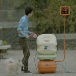 Власникам собак: обмін фекалій вихованця на безкоштовний wi-fi