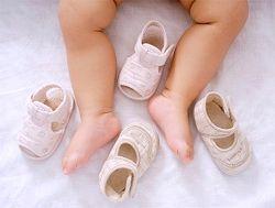 Вибираємо взуття для дитини