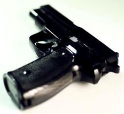 Вибір травматичної зброї