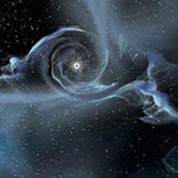 Загадка супермасивні чорної діри