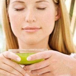 Зелений чай допомагає підтримувати стрункість